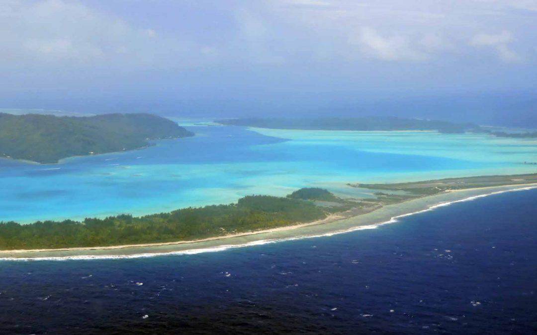 Südsee – Moorea und Bora Bora