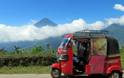 Guatemala- Antigua und Quetzaltenango